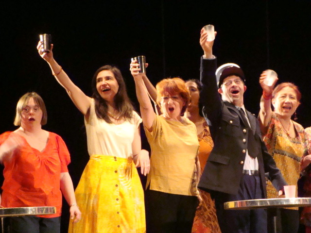 """Théâtre des Mazades """" la Bohème """""""