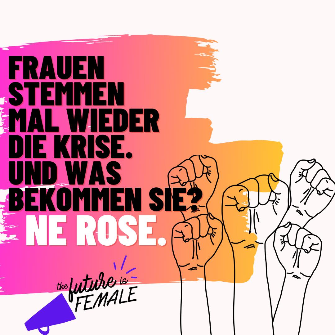 Pressemitteilung - Frauenkampftag am 8. März 2021