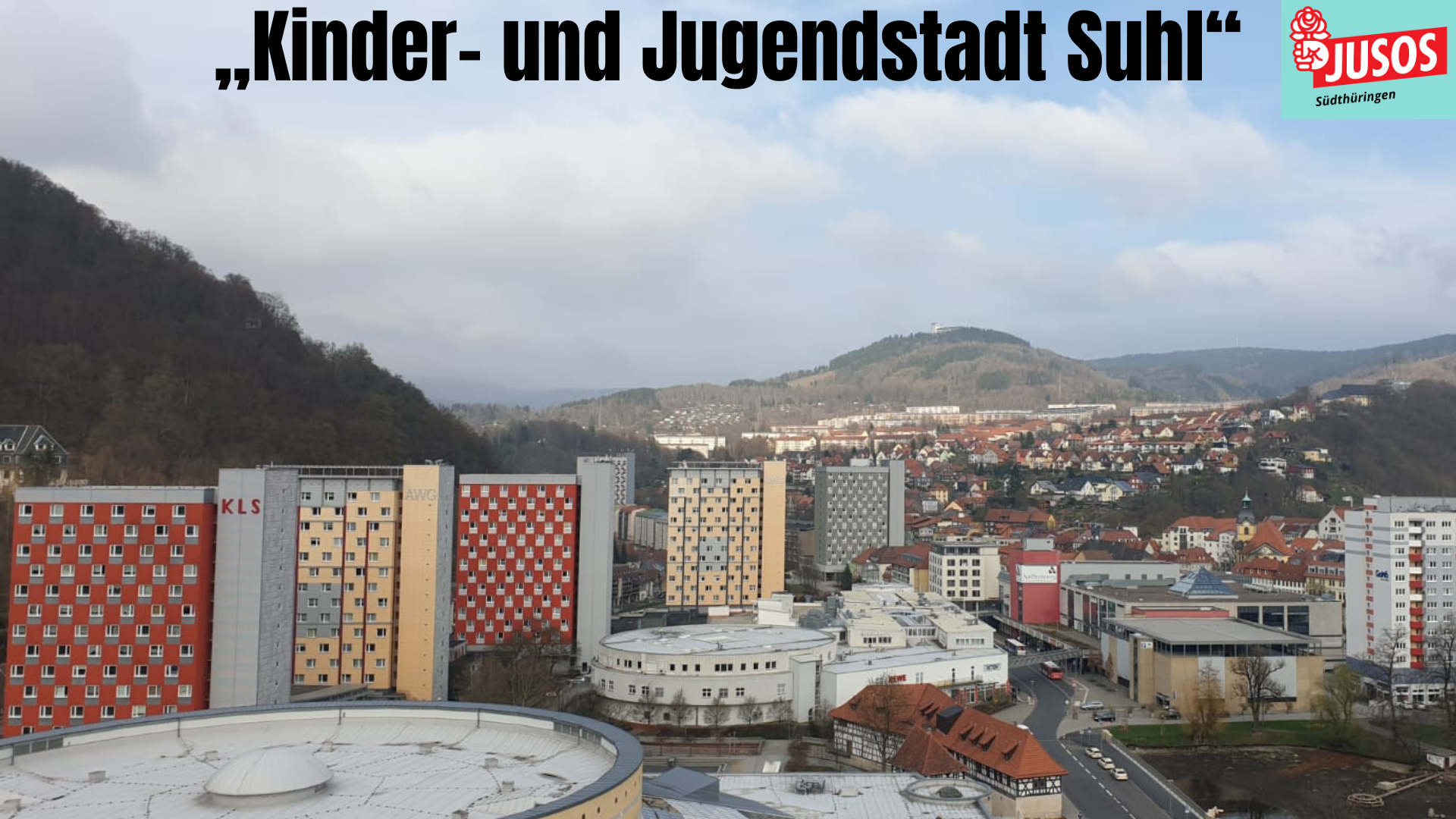 """Kinder- und Jugendstadt Suhl"""