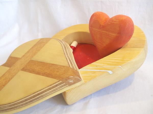 Inhalt: Herz und Botschaft: Brhüte dein Herz... - Preis 55.-€   verkauft