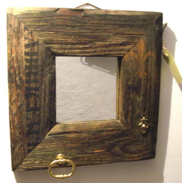 Scheunenspiegel  wundweschönes altes Holz 39.-€