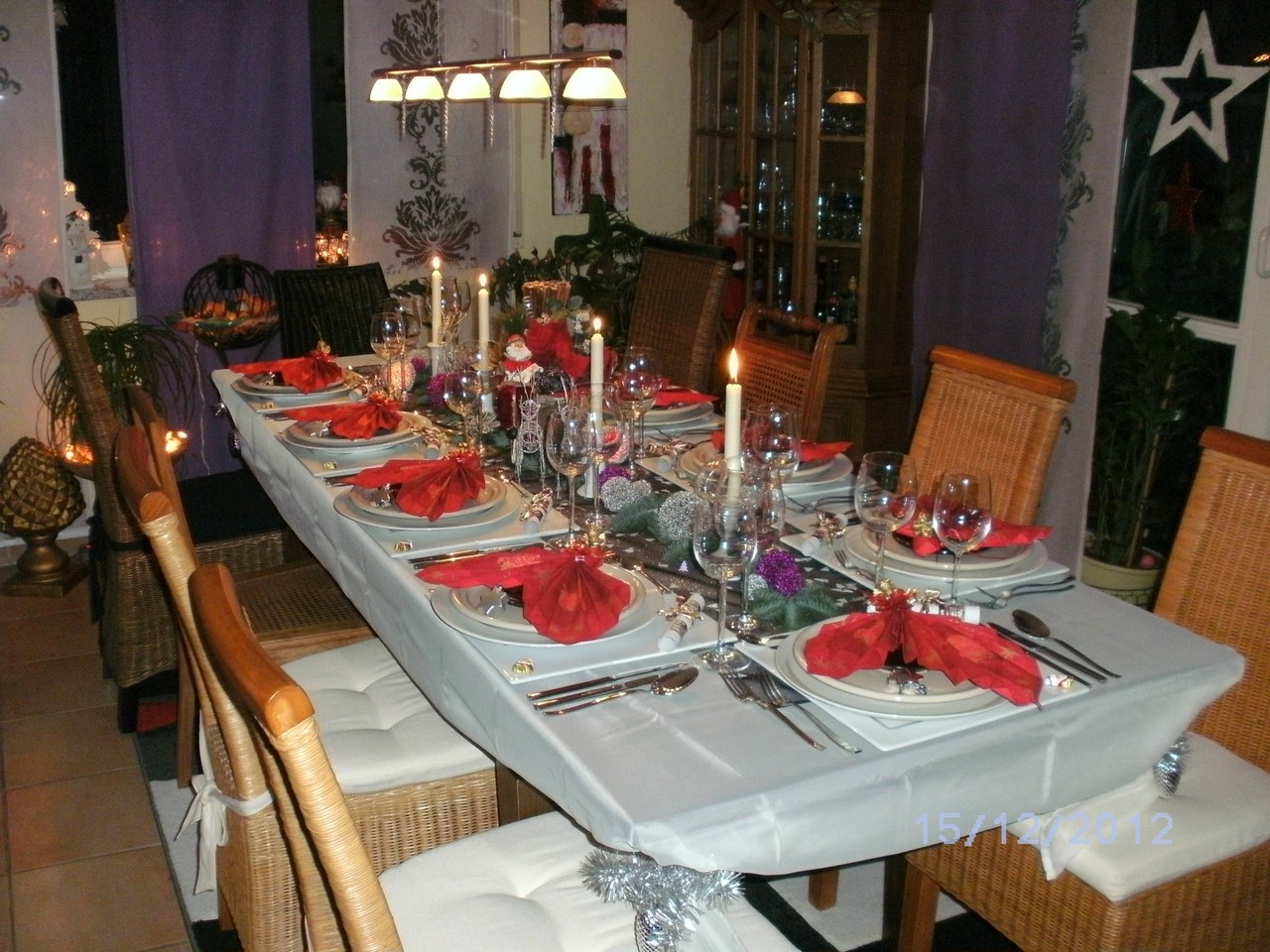 """ Adventsessen "" 16.12.2012"