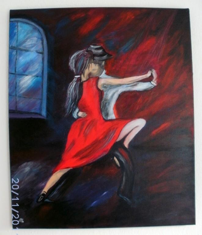 Tango ( Acryl )
