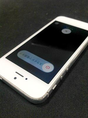 iPhone5 液晶交換修理