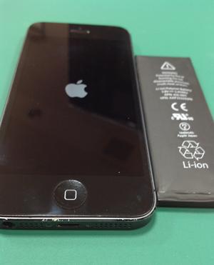 iPhone5 リンゴループ 膨張バッテリー