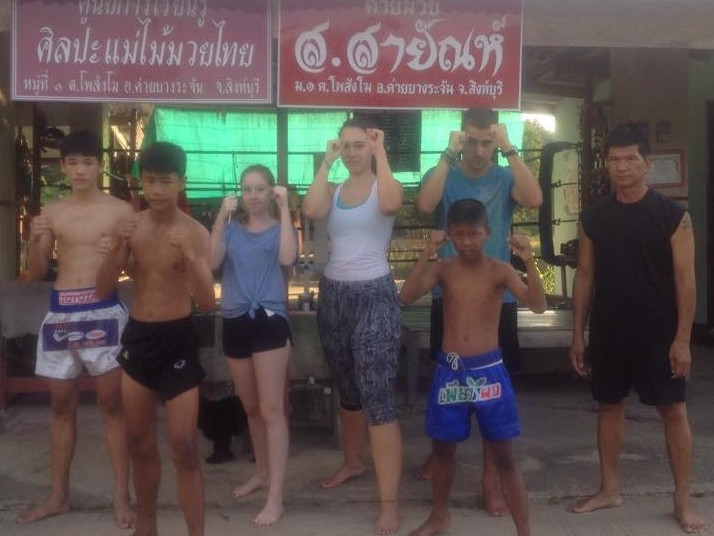 Erfahrungsbericht eines Kung Fu Schülers über Muay Thai Training in Thailand