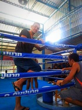 Kampfsport in Thailand: Im Thaibox Ring