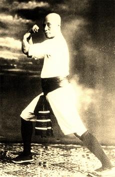 Lam Sei Wing (Hung gAr Kung Fu)