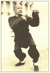 Lo Kwan Yuk (Mantis Kung Fu) in der Ahnengalerie der Jing Wu Köln