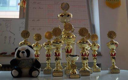 Kung Fu Köln Cup: Meisterschaften der Kampfkünste