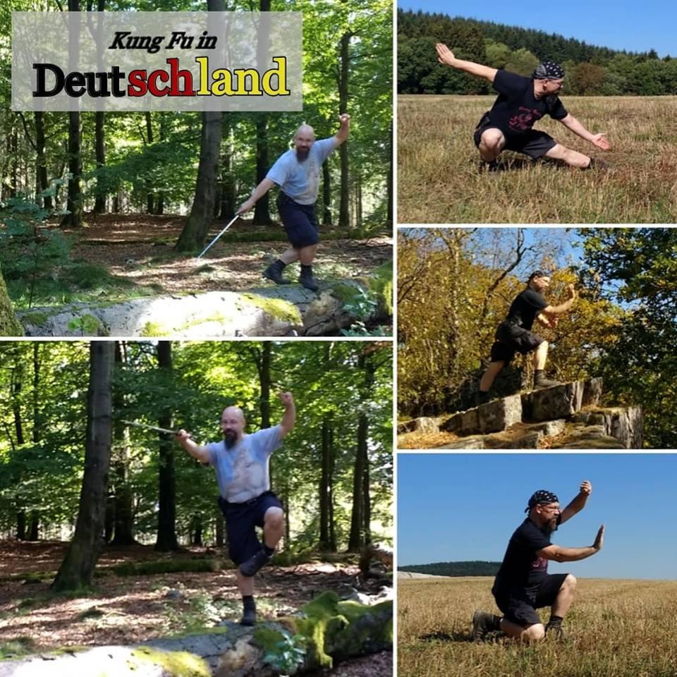 Kung Fu Urlaubstraining in Deutschland