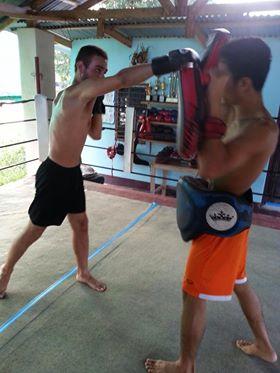 Thaibox Techniken