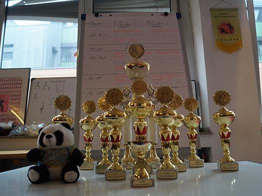 Nachbetrachtung unserer letzten Kung Fu Meisterschaft