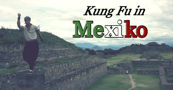 Kung FuTechnik  in Mexiko