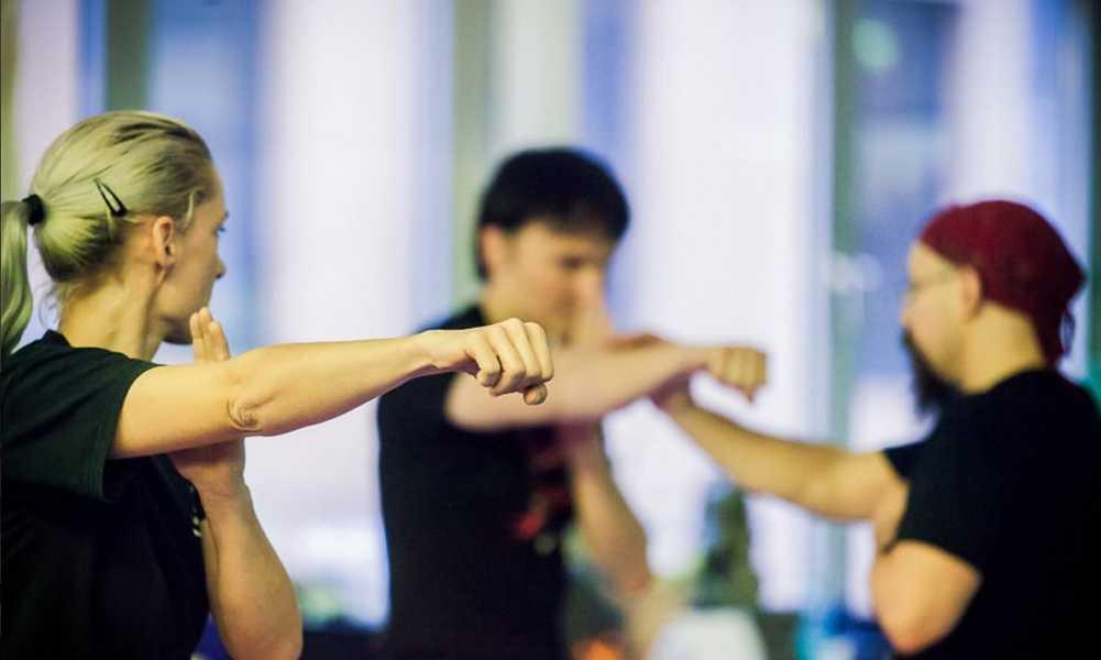 Traditionelles Kung Fu, Kampfsport und Kampfkunst in der Jing Wu Schule Köln