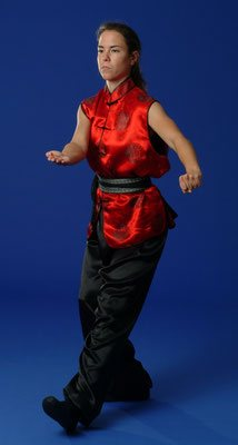 Wurf- oder Hebeltechnik aus dem Mantis Kung Fu