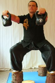 Kung Fu Fitness mit traditionellen Methoden