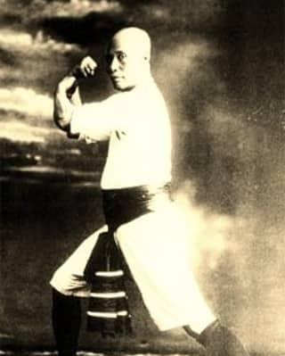 Hung Gar Kung Fu Großmeister Lam Sei Wing