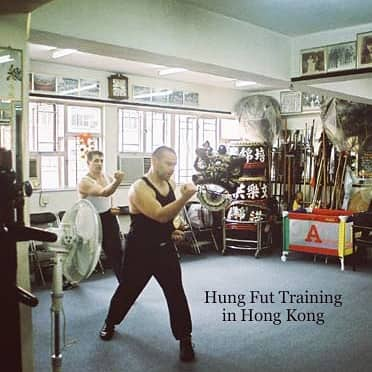 Hung Fut Kung Fu: Training in Hong Kong