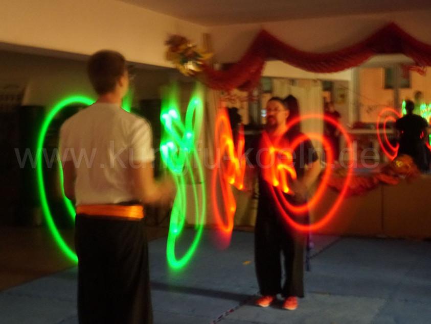 Nachbetrachtung unserer letzten Kung Fu Show