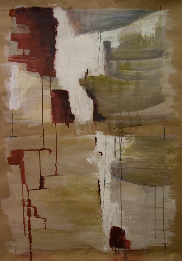 composition 0001, 160x100cm