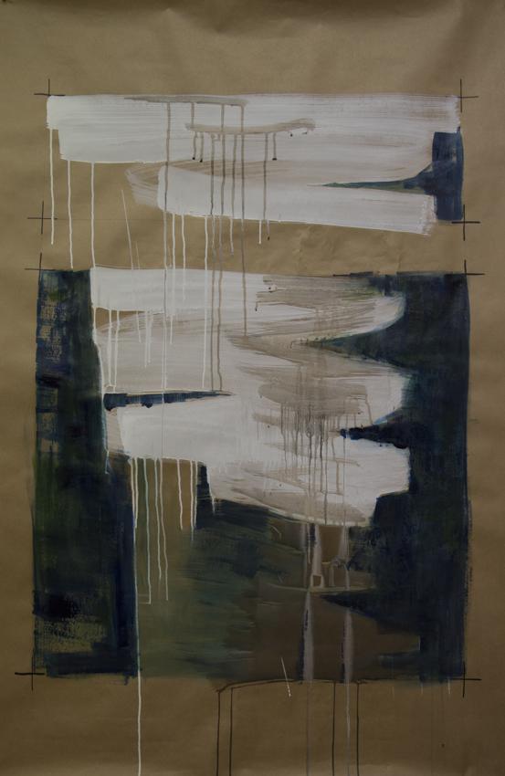 composition 0003, 160x100cm