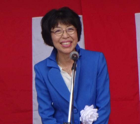 古賀市長選挙 立候補
