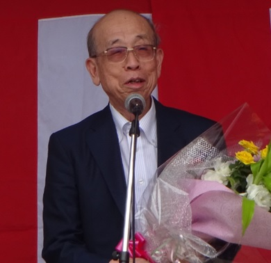 北九州元市長 すえよしこういち ゆうきとしこ応援