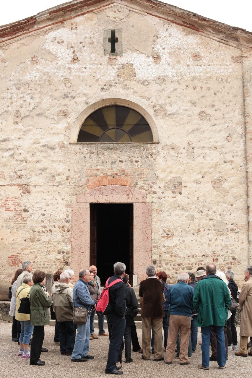 La Pieve romanica, esterno