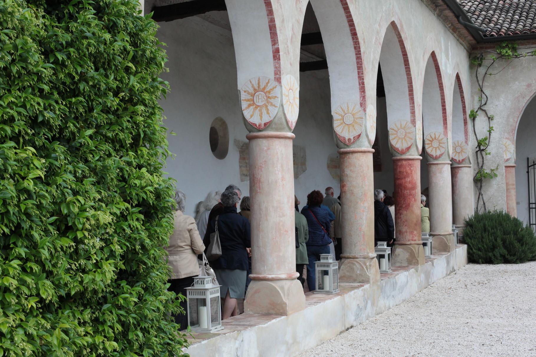 ex Convento della Santissima Annunciata, chiostro