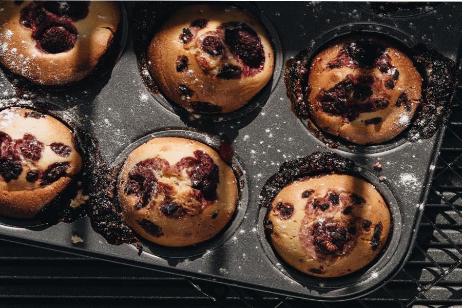 In der Kita St. Peter gibt's selbstgemachte Muffins