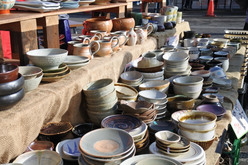 小鉢や飯椀、