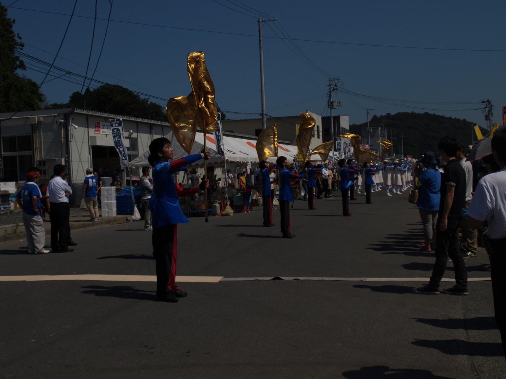 パレードなども開催され、