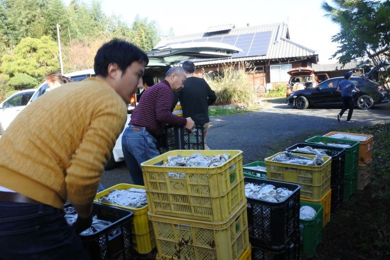 約3000個の器を山田町へお届けします。