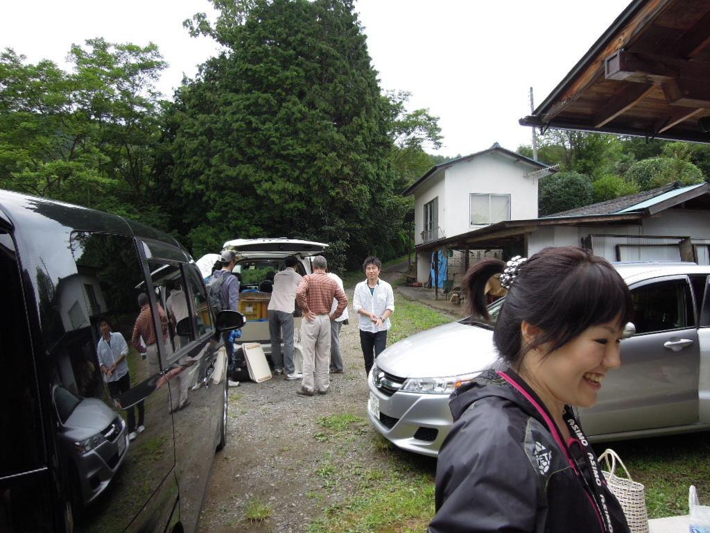 7月21日益子集合9:00