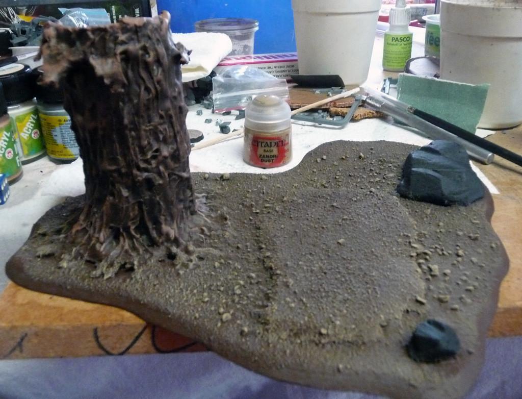 Baumset 01 drybrushed