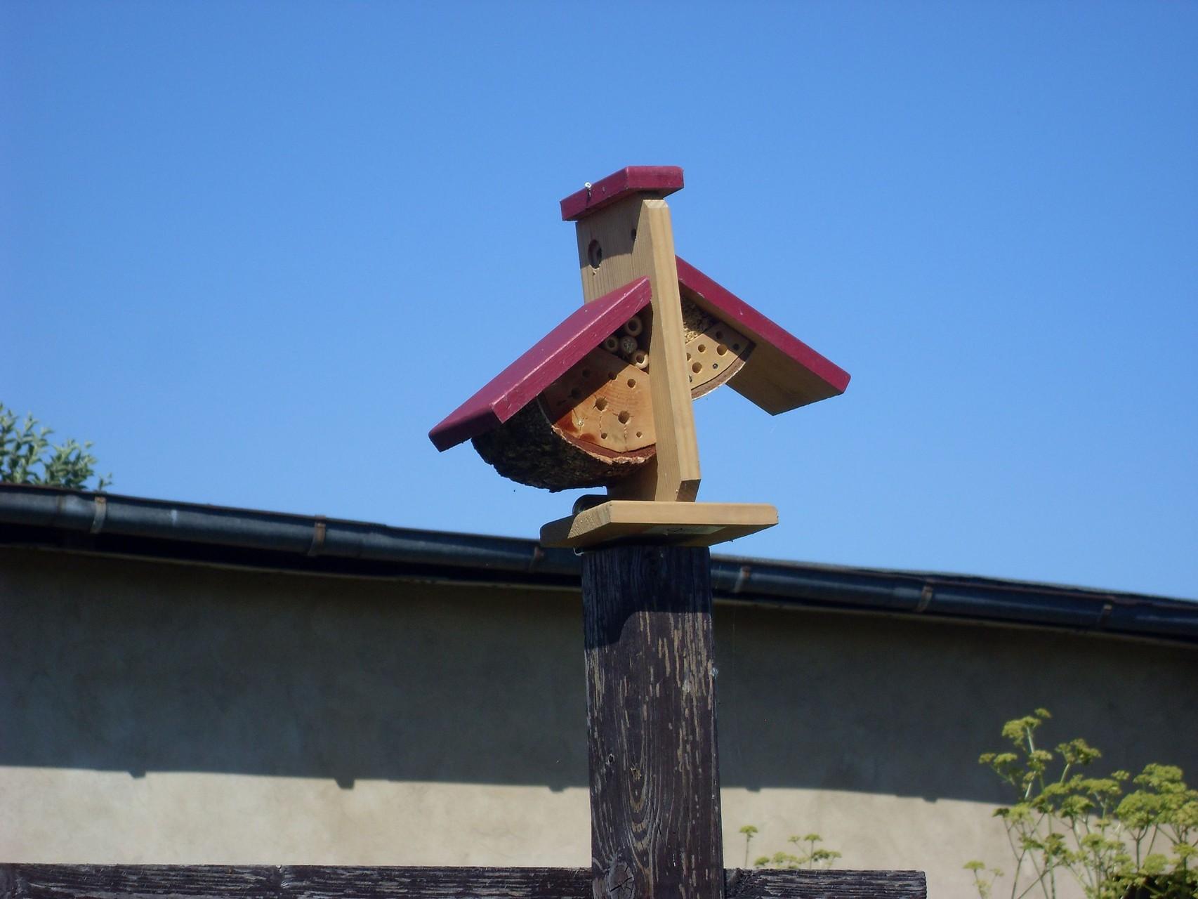 Insektenhotel 2011-5