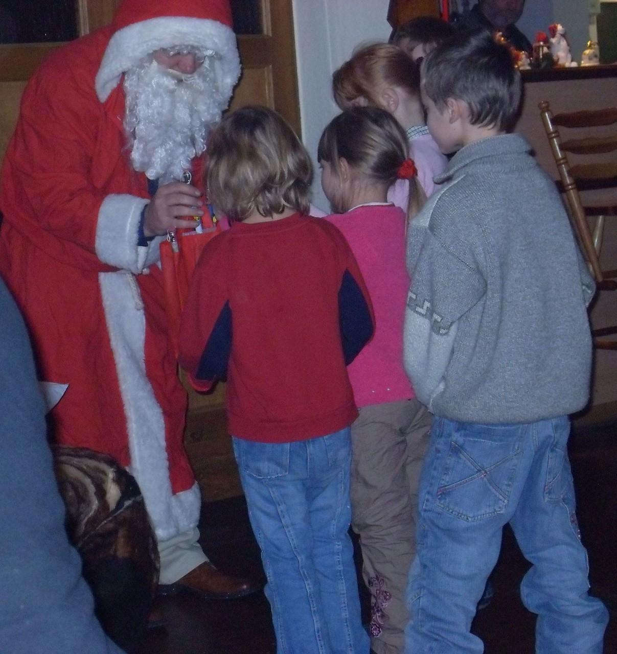 Weihnachtsfeier 2008-2
