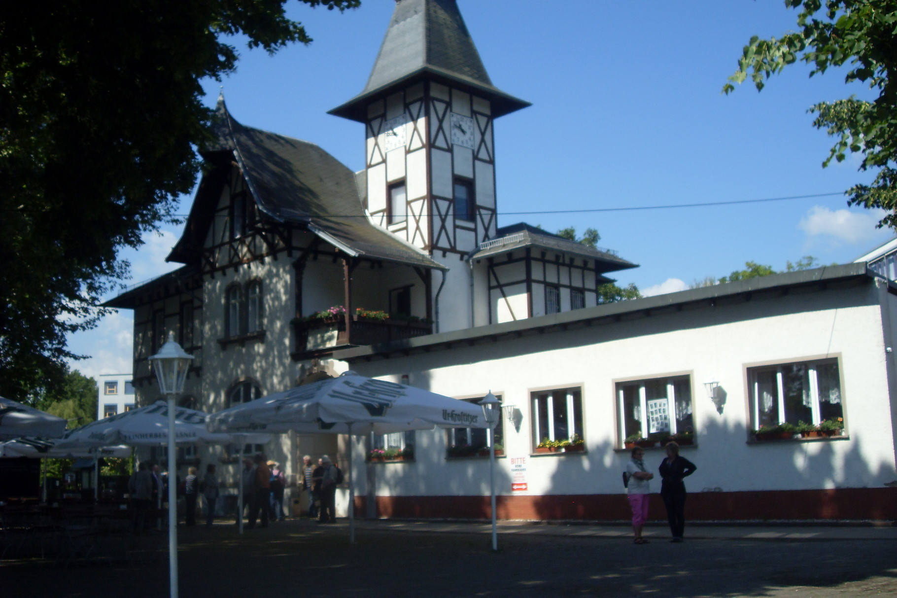 Ausflüge 2014-1-Kleingartenmuseum Leipzig