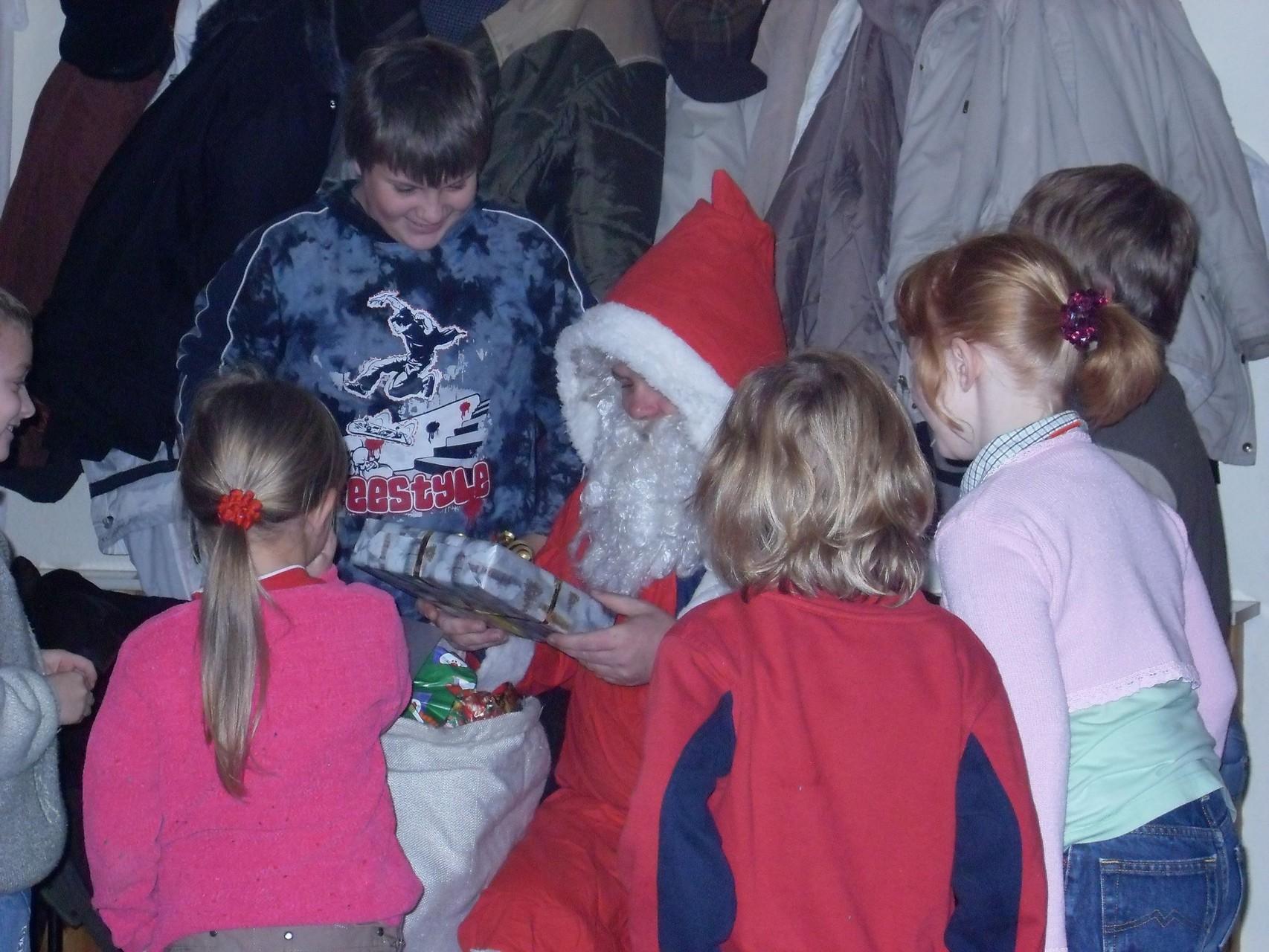 Weihnachtsfeier 2008-1