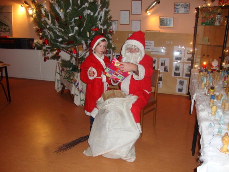 Weihnachtsfeier 2010-3