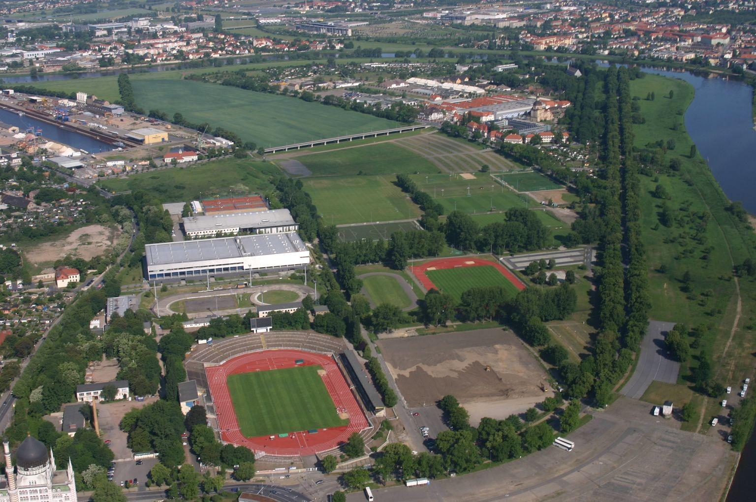 Luftaufnahme  2009-2