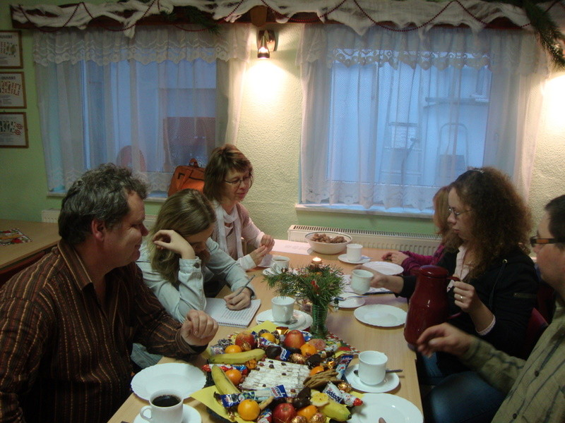 Weihnachtsfeier 2010-2