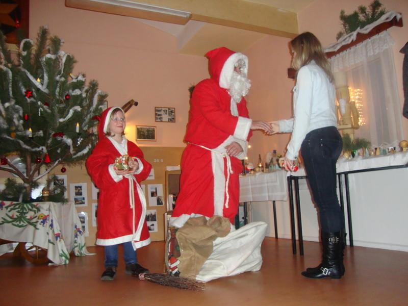 Weihnachtsfeier 2010-4