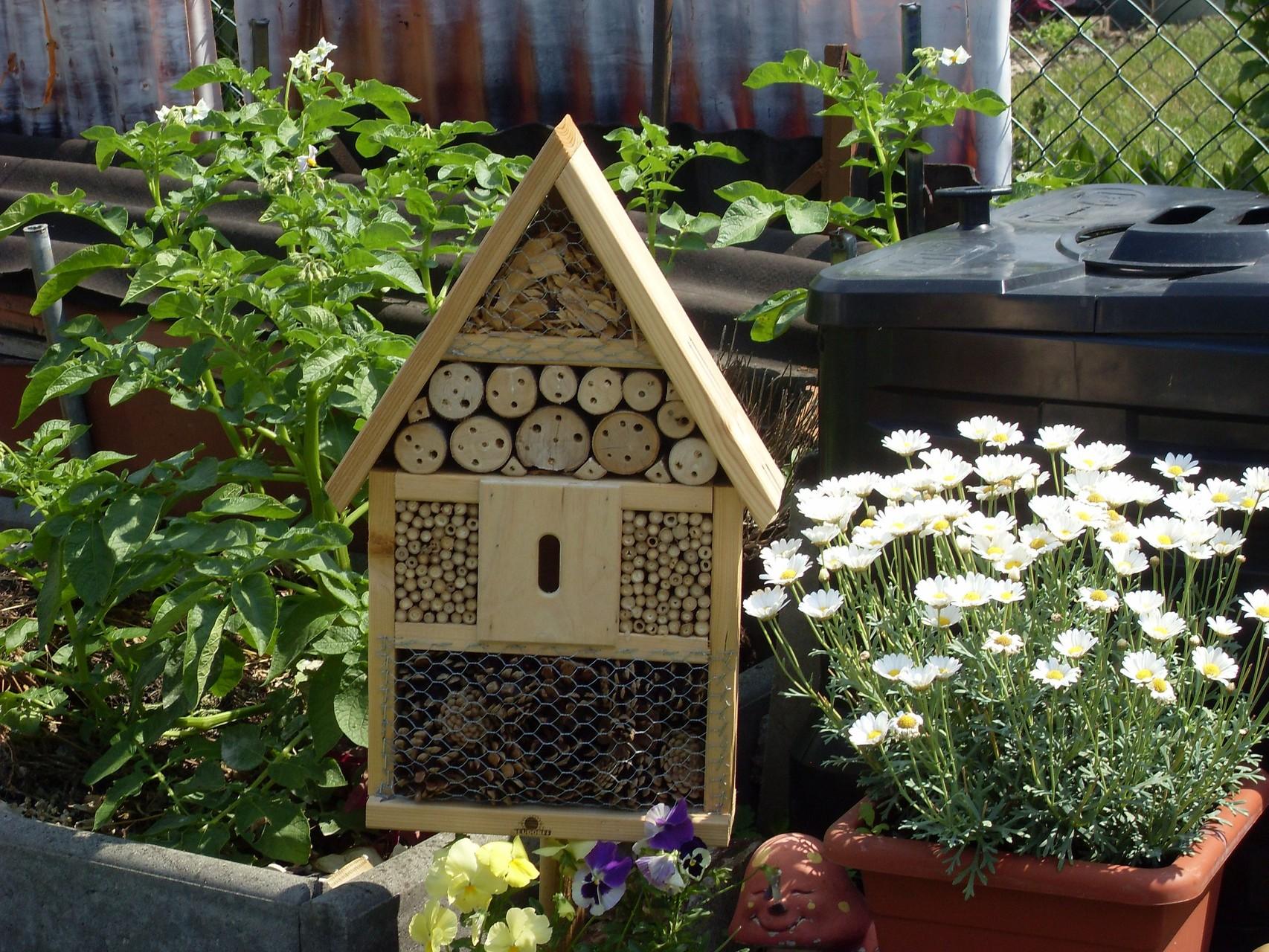 Insektenhotel 2011-3