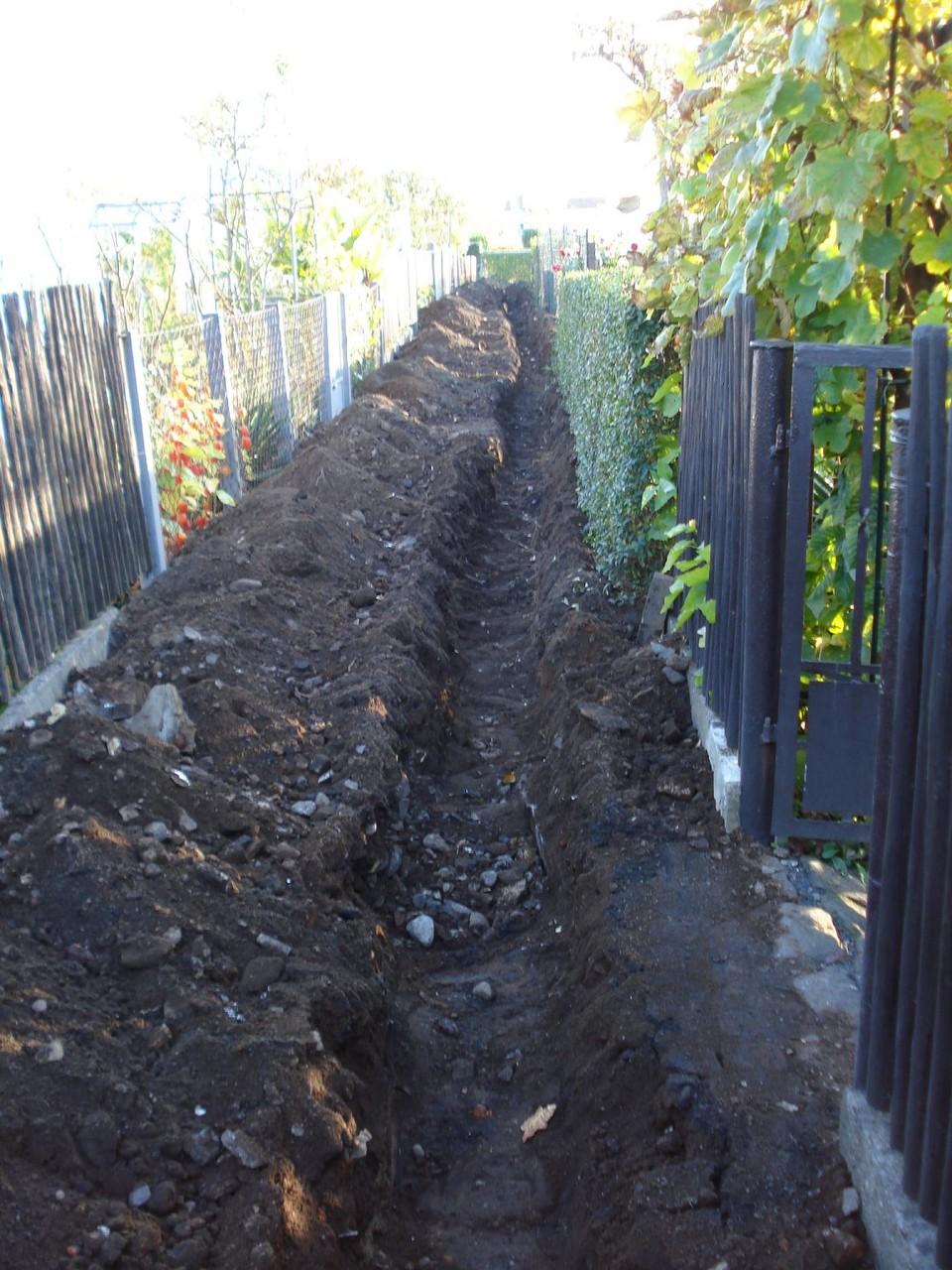 Wasserleitung 2008-2