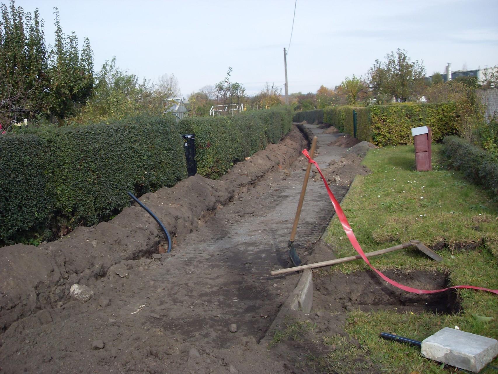 Wasserleitung 2008-4