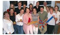 Gründungssitzung im Juni 2004