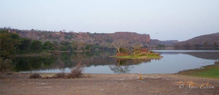 Ranthambore, le fort