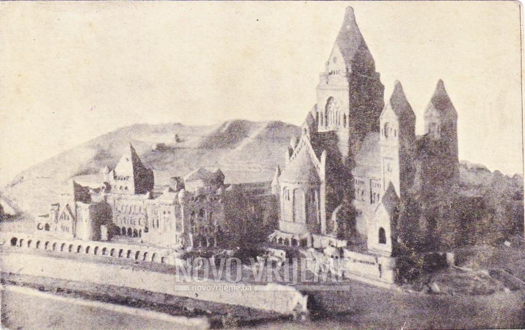 Preko puta spomenika planirana je gradnja spomen-crkve
